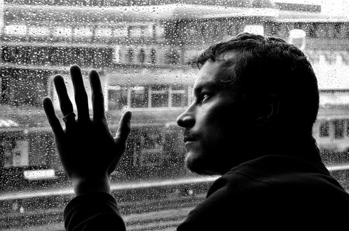 Depression und Trauer